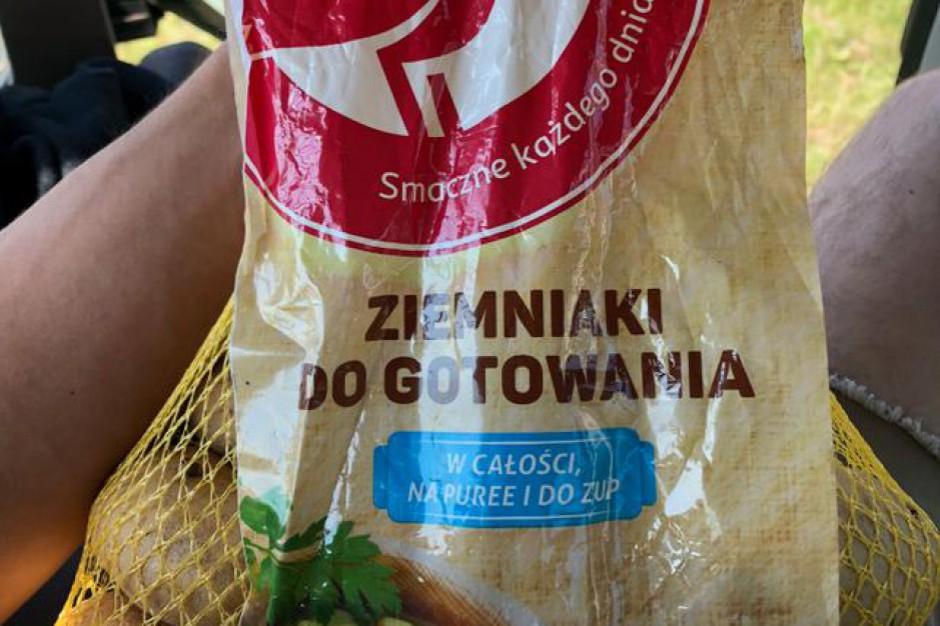 Auchan sprzedaje niemieckie ziemniaki jako