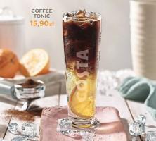 Costa Coffee wprowadza napoje kawowe z tonikiem