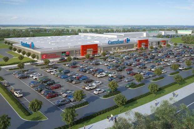 Carrefour startuje z rozbudową Galerii Słowiańskiej w Zgorzelcu