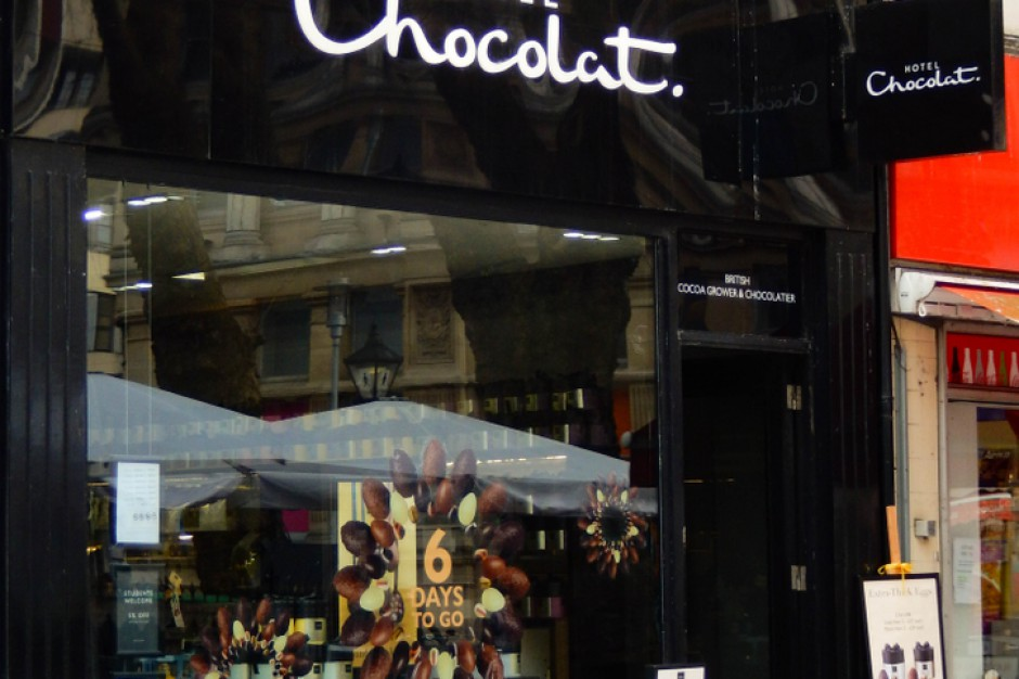 Wielka Brytania: Firma wypłacała odsetki w czekoladkach