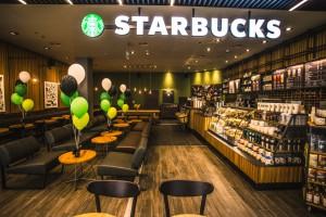 AmRest wchodzi do Serbii z marką Starbucks