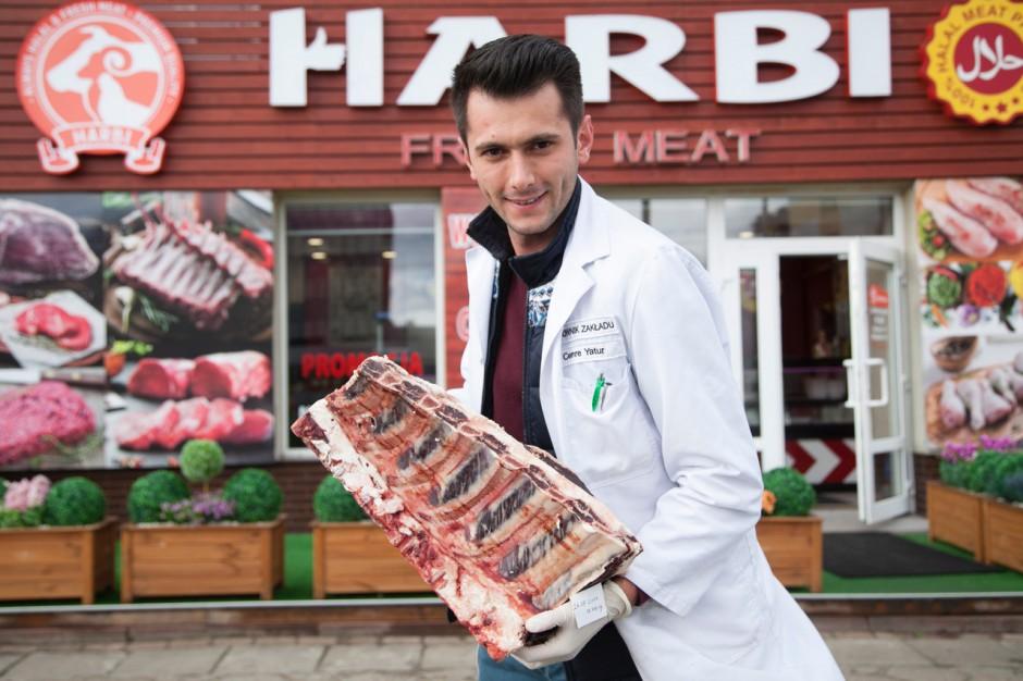 Harbi Meat: W hurcie sprzedajemy do 13 ton mięsa miesięcznie
