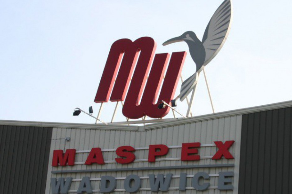 Nielsen: Grupa Maspex Wadowice zmniejszyła wydatki reklamowe w maju 2018 r.