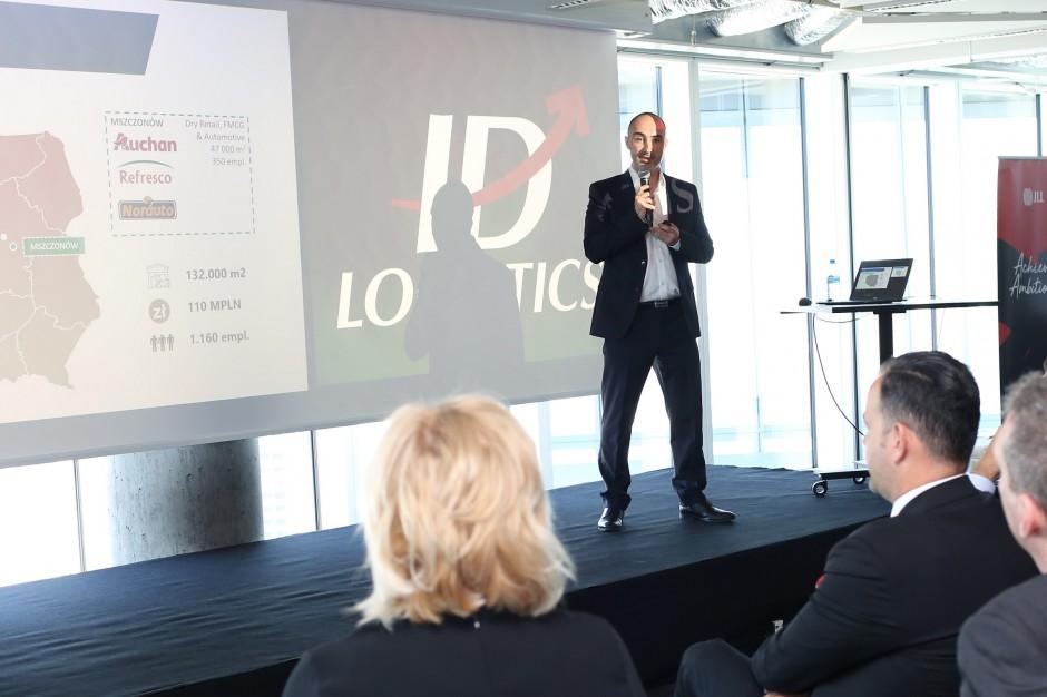 ID Logistics przedstawia plany rozwoju