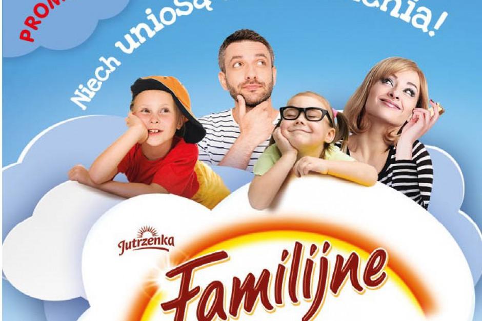 Niech uniosą Cię marzenia  – loteria marki Familijne