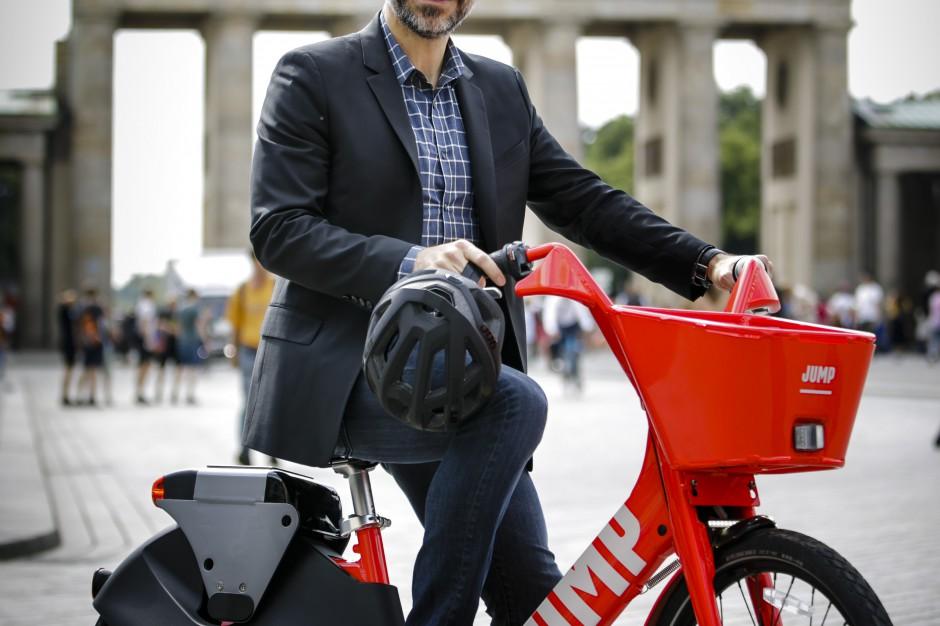 Latem Uber wprowadzi w Berlinie przejazdy e-rowerami