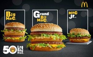 McDonald's: Big Mac ma już 50 lat