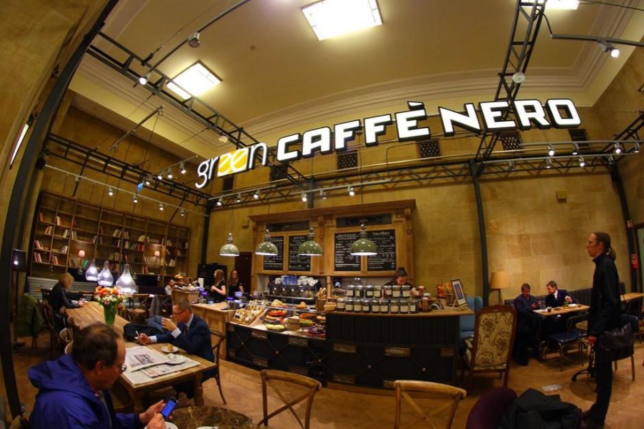 Sanepid o Green Caffe Nero: Wciąż ujawniamy nieprawidłowości