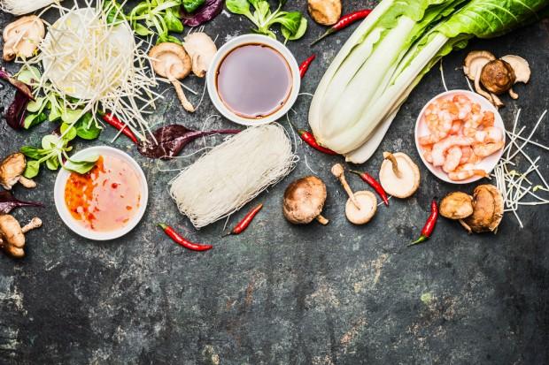 Czy w sieciach handlowych rośnie popularność żywności azjatyckiej?