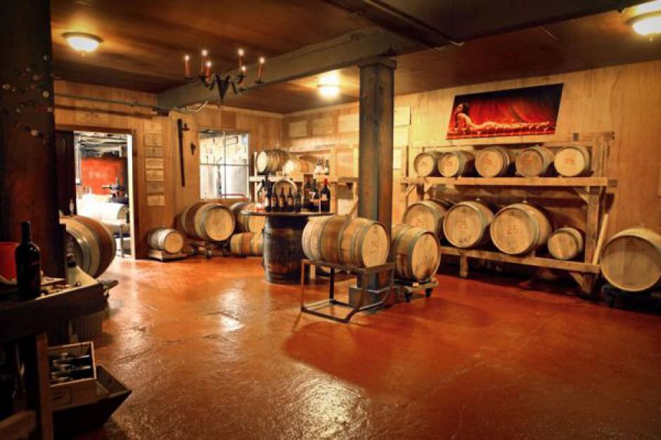 Amerykańska winiarnia korzysta ze wsparcia polskiej technologii