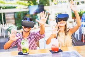 Restauracje przyszłości: Drukarki 3D, technologia VR i AR