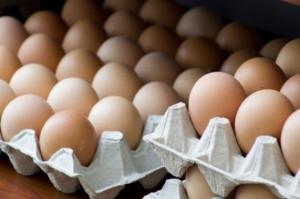 Inspekcja Weterynaryjna wycofuje z handlu 4,3 mln jaj