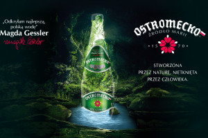 Woda mineralna Ostromecko w nowej odsłonie