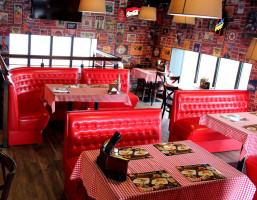 Sieć lokali 7 Street z ofertą burgerów wegańskich
