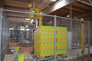 Zdjęcie numer 5 - galeria: Maspex: Zakład Tymbark w Olsztynku otwiera nowoczesny kompleks produkcyjno–logistyczny za 170 mln zł (zdjęcia)