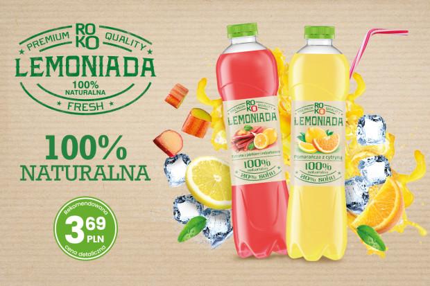 Lemoniada ROKO – owocowo orzeźwiająca