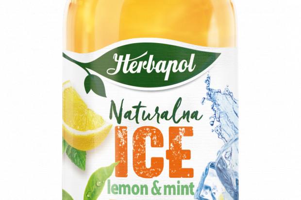 Letnie orzeźwienie z naturalną Ice Tea od marki Herbapol