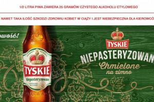 Tyskie: Agencja Bardzo obroniła obsługę reklamową piwa