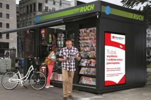 Ruch - co dalej z siecią kiosków?