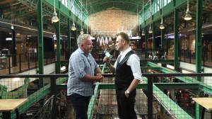 Dyrektor Hali Koszyki: Nie ograniczamy się wyłącznie do oferty gastronomicznej (wideo)