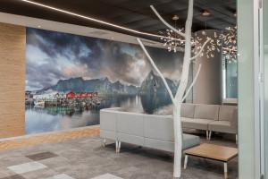 Zdjęcie numer 5 - galeria: Marine Harvest otworzył nową siedzibę w Gdańsku (zdjęcia)