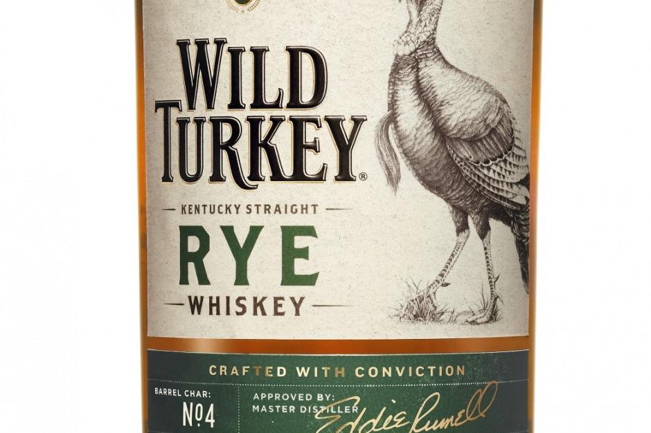 Wild Turkey Straight Rye Whiskey od lipca w Polsce