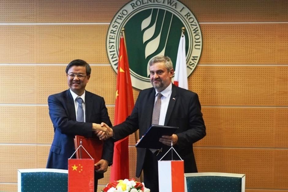 Polski drób oraz ikra pstrąga i łososia wkrótce trafią do Chin