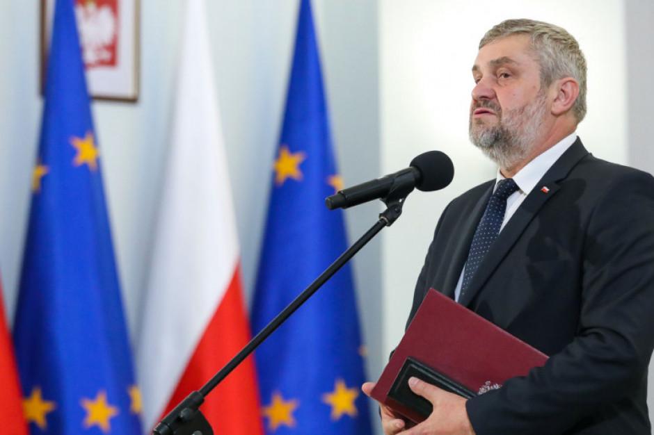 Ardanowski: Nie mam szczególnych pretensji do odwołanego dyrektora KOWR