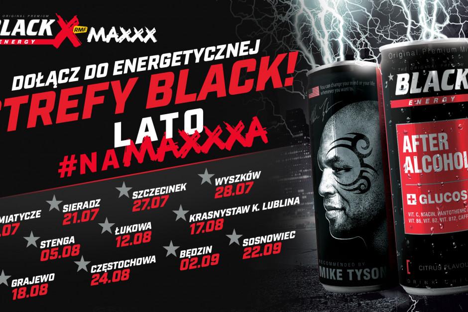 Black partnerem trasy koncertowej Lato na Maxxxa