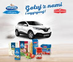 """Zakończył się konkurs """"Gotuj z nami"""" marek Vegeta i Podravka"""