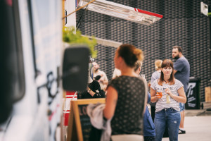 Zdjęcie numer 5 - galeria: Gastro Fajer: Czym wyróżnia się street food na Śląsku? (relacja foto + wideo)