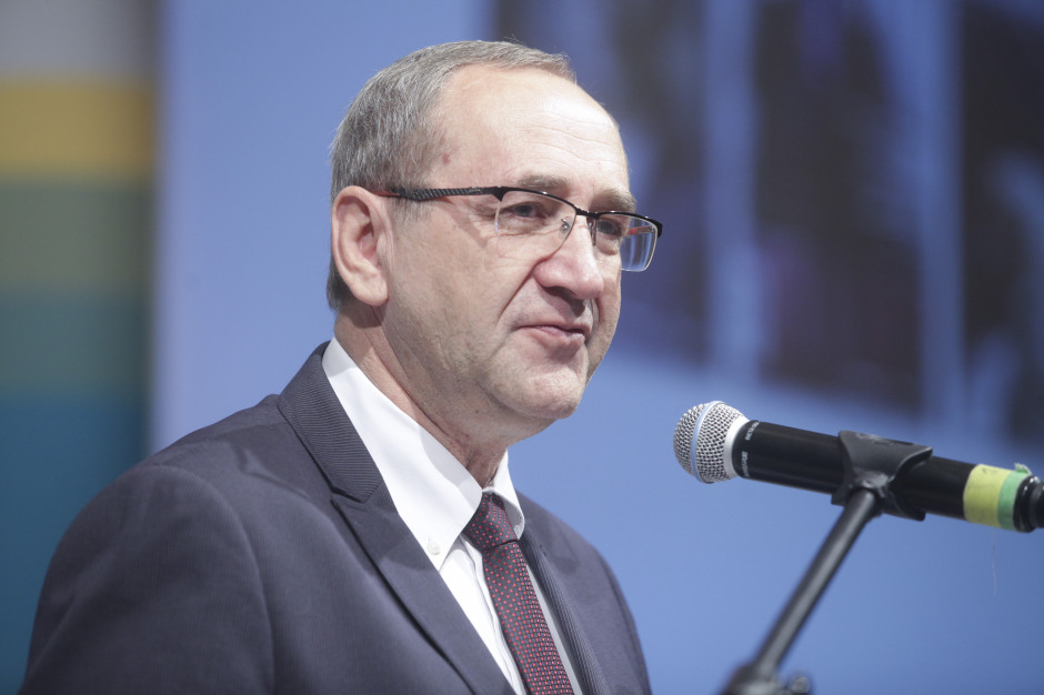 Jacek Bogucki odchodzi z resortu rolnictwa
