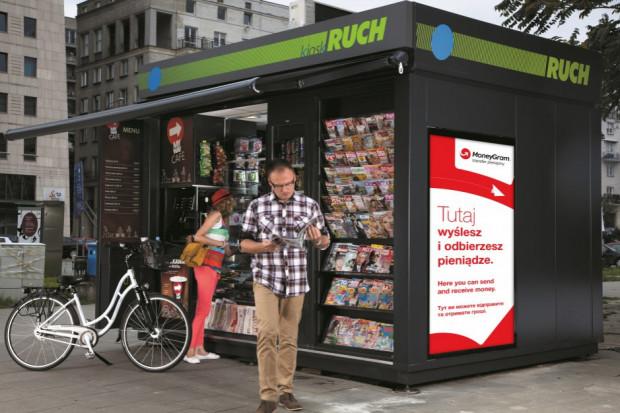 Ruch chce sprzedać sieć kiosków