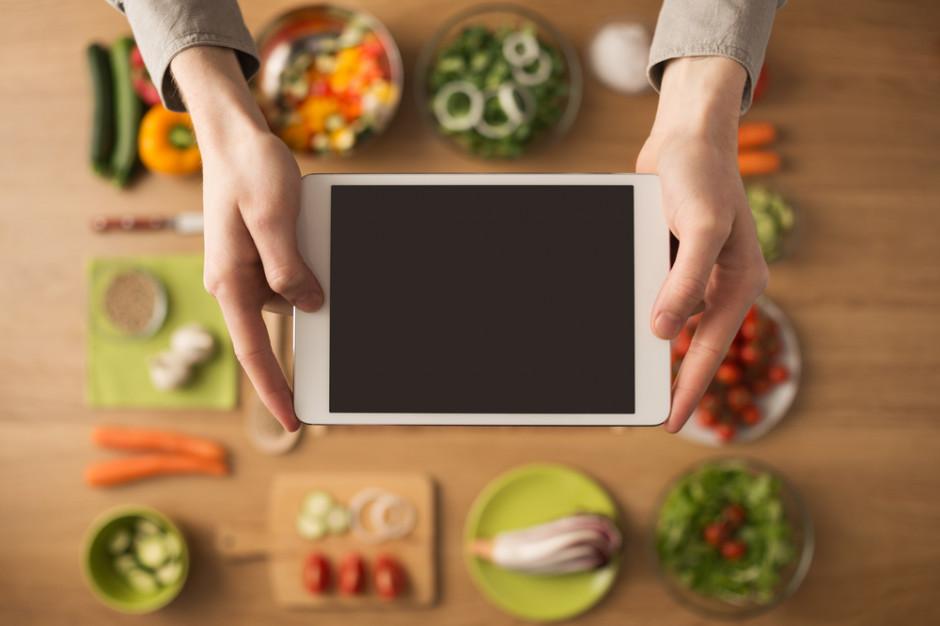 Cyfrowa żywność to żywność śledzona od pola do fabryki