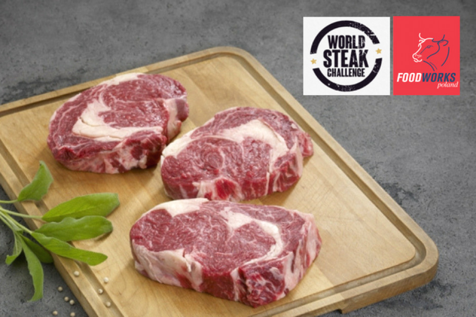 Steki OSI Poland Foodworks nagrodzone w konkursie World's Best Steak