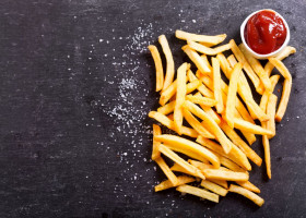 13 lipca obchodzimy Dzień Frytek