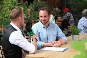 Krzysztof Cybruch: Rynek gastronomiczny przeżywa swój renesans (wideo)