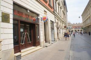Burger King otwiera kolejną restaurację w Krakowie