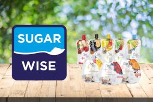 Marka DayUp z certyfikatem SugarWise