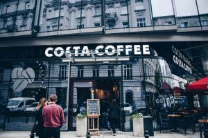 Costa Coffee otworzyła 150 kawiarnię w Polsce
