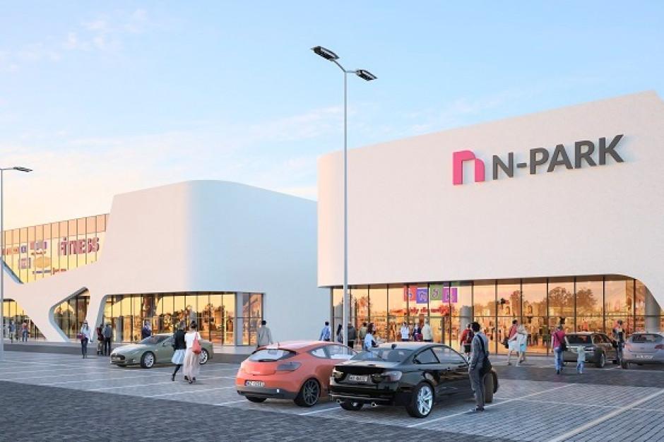 W październiku otwarcie galerii N-Park w Piasecznie