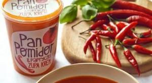 Pan Pomidor & Company: Polacy coraz chętniej sięgają po gotowe zupy warzywne