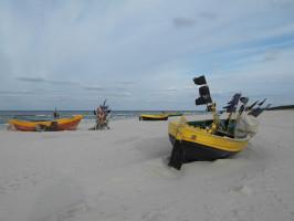 Emerytury pomostowe pracujących właścicieli kutrów rybackich do RDS