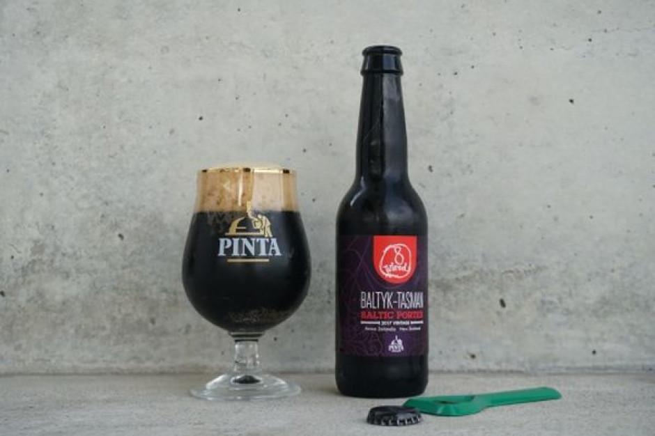 Browar Pinta: w branży pojawił się trend na piwa z antypodów