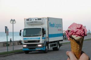 Fresh Logistics o specyfice transportu lodów