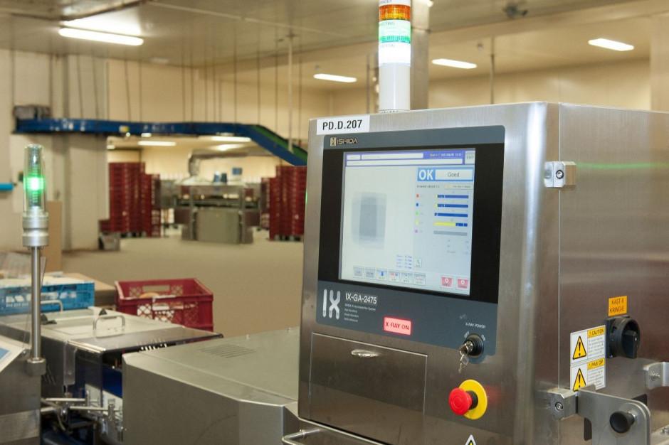 Widzące na wskroś promienie X-RAY, jako system rozszerzonej gwarancji jakości