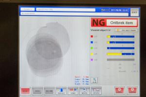 Zdjęcie numer 1 - galeria: Widzące na wskroś promienie X-RAY, jako system rozszerzonej gwarancji jakości