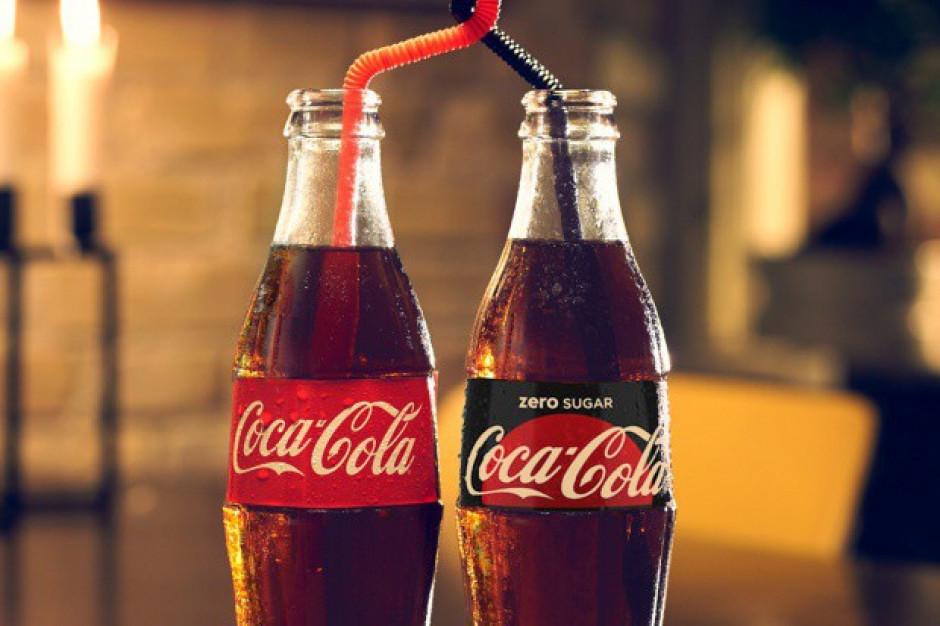 Coca-Cola z wynikami lepszymi od prognoz