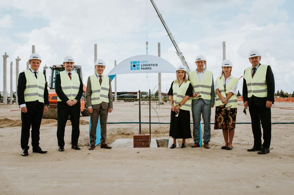 Panattoni Europe startuje z budową City Logistics Warsaw I