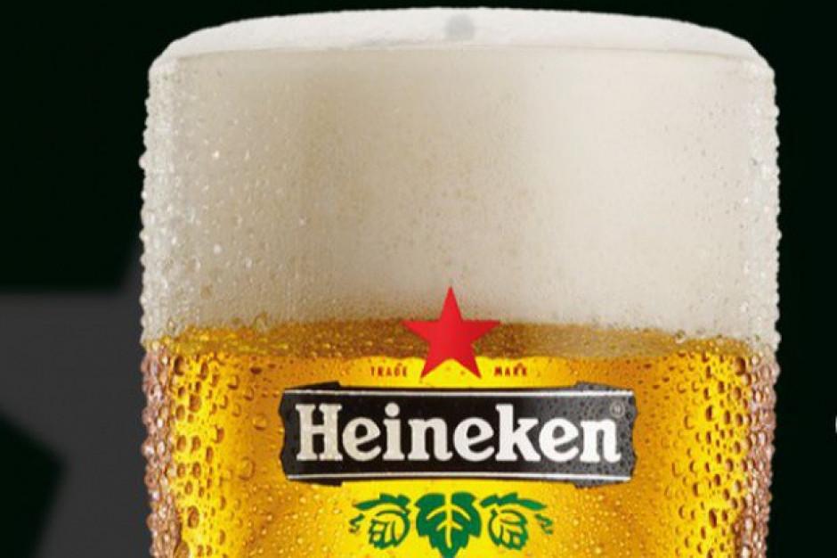 Heineken traci po informacji o spadku rentowności
